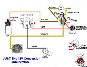 naa ford tractor electrical wiring diagram naa get free image about wiring diagram