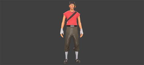 The Scout by Scout Tf2 Www Imgkid The Image Kid Has It