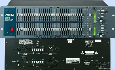 Equalizer Gqx3102 Grade A ashly audio gqx 3102 dual 31 band graphic equalizer gqx3102 ashly china manufacturer