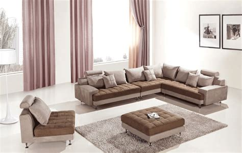 modern microfiber sectional sofa modern microfiber sectional aa82 fabric sectional sofas
