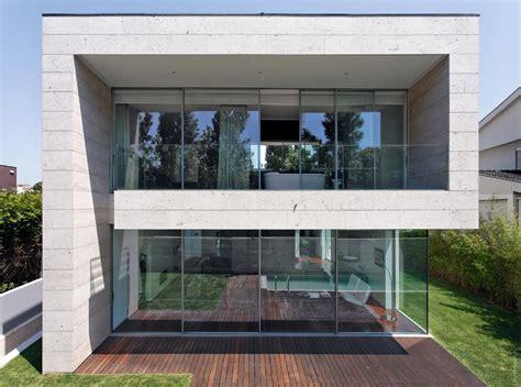 nice design concrete block house plans small decorations home дом с большими окнами