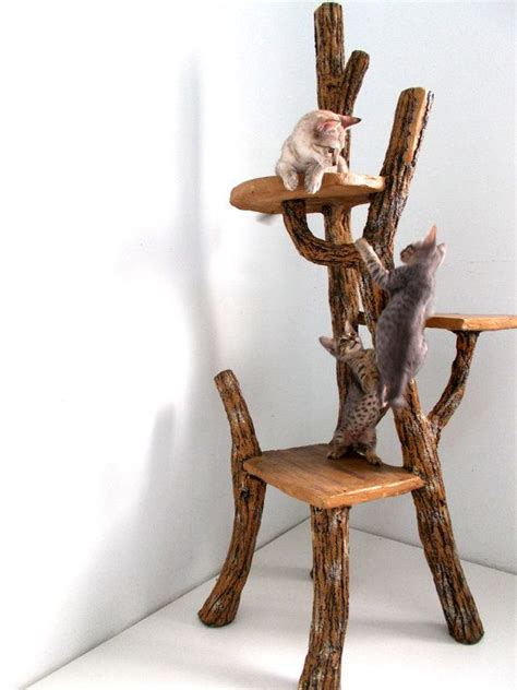 Handmade Cat Trees - 616 best images about pet furniture on cat