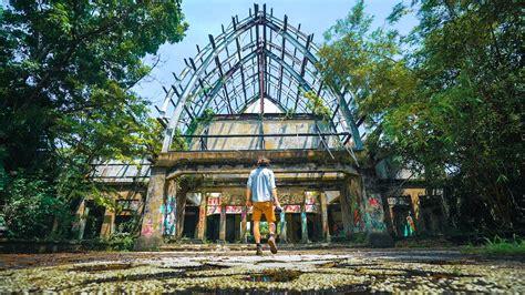 theme park bali abandoned bali themepark bali day 6 youtube