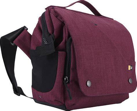 Messenger Bag Pomegranate logic flxm 101 reflexion dslr with