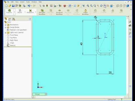 tutorial solidworks weldments solidworks weldments custom profile youtube