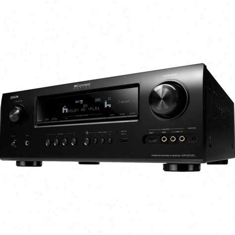 denon 7 1 channel audio home theater receiver
