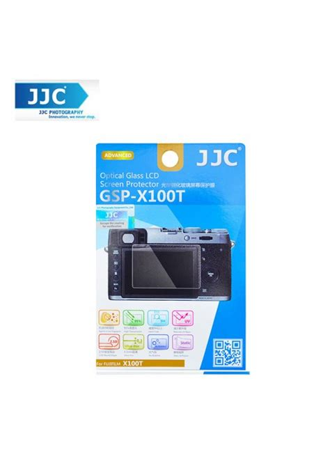Promo Tempered Glass Screen Protector For Fujifilm X M1 X A1 X A2 jjc gsp x100t tempered optical glass screen