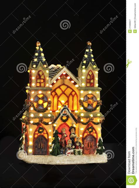 illuminated christmas decoration royalty free stock