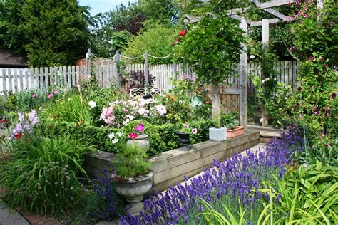 Small Cottage Garden Design Ideas 8 Wonderful Concept Of Cottage Garden Design Landscaping Gardening Ideas