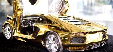 gold lamborghini with diamonds 187 only in dubai 22 luxurious vehicles
