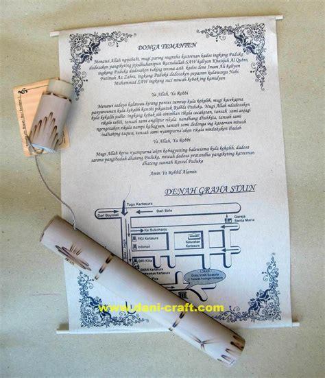 undangan pernikahan bahasa jawa serat ulem basa jawa souvenir pernikahan