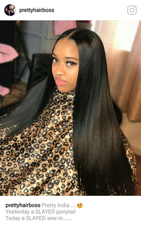 black hair sewins 431 best images about sew in vixen weave on pinterest