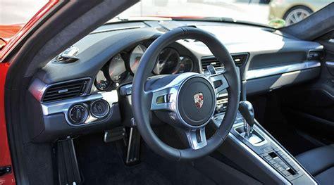 Porsche 991 Interior by Buying A Porsche 997 Vs A Porsche 991