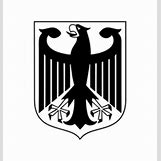 German Coat Of Arms Black And White | 238 x 250 jpeg 13kB