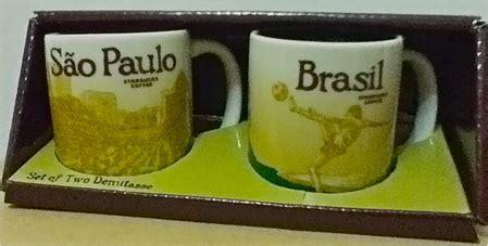 Tumbler Starbuck Sao Paolo starbucks city mug sao paulo demitasse from sao paulo brazil fredorange