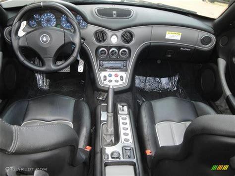 2006 Maserati GranSport Spyder interior Photo #37452089