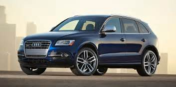 2015 Q5 Audi 2016 Audi Q5 Sq5 Vehicles On Display Chicago Auto