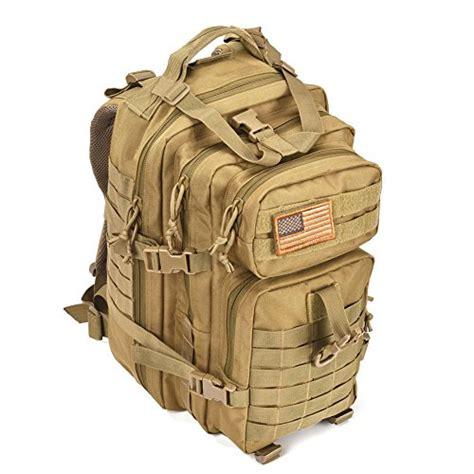 Tas Ransel Tactical Outdoor Backpack 45 Assault Bag Best Quality tactical assault pack backpack army molle bug out bag backpacks small rucksack for