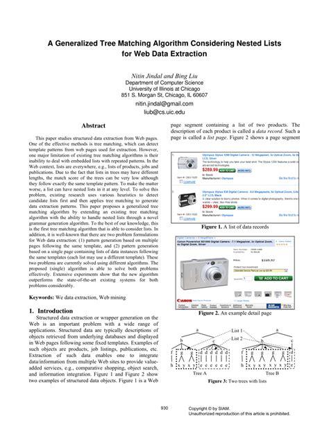 tree pattern matching algorithm a generalized tree matching algorithm pdf download