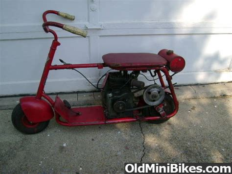 doodle bug mini bike on sale doodlebug model b clinton