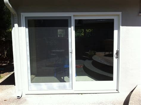 Gliding Patio Door Advanced Window Systems Belmont 591 5253 Andersen Wood Gliding Patio Door Installation