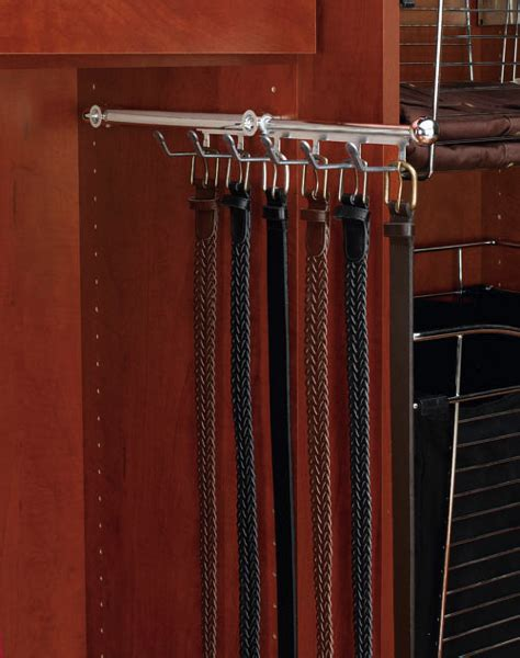 Belt Holder For Closet by Custom Closet And Storage Renovation Kwb Cabinets In Duncan Bc