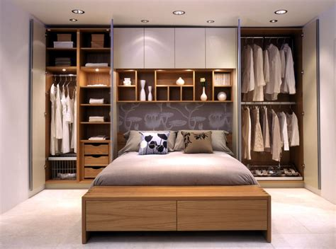 bedroom storage space bedroom storage ideas wardrobes on either side of the