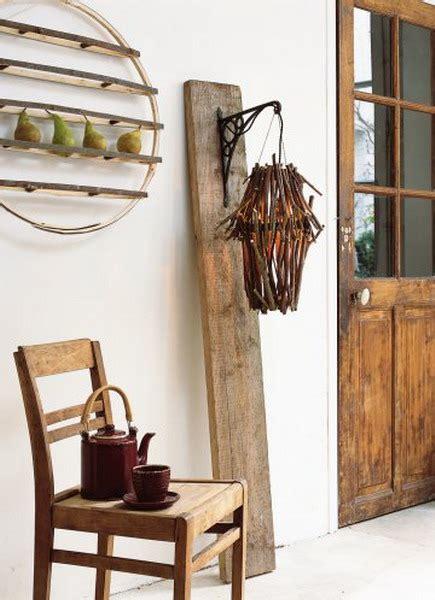 idea for wood metal mix decorations 20 originelle deko ideen f 252 r rustikales altholz