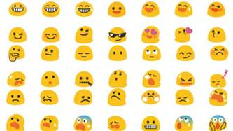 android emojis emoji for android 28 images android o my god what you done to the emoji afd emoji see how