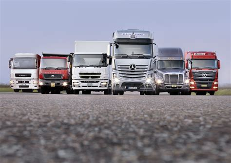 mercedes truck revenues of daimler trucks increased in 2012 benzinsider