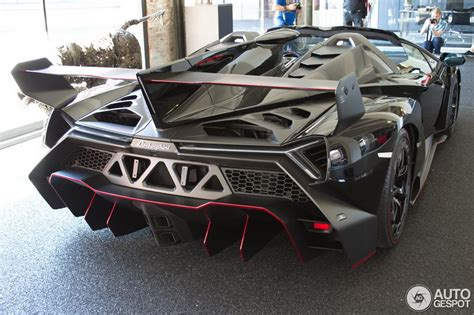 Lamborghini Veneno Price In Philippines One Of The Nine Lamborghini Veneno Roadsters Can Be Found