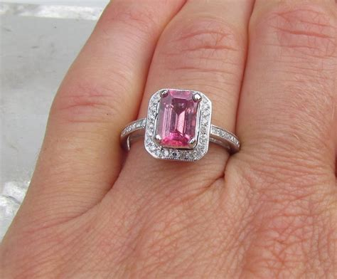 Pink Engagement Ring by Engagement Ring Pink Sapphire Engagement Rings 64