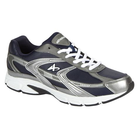 kmart mens athletic shoes athletech s ath l espy low profile athletic shoe wide