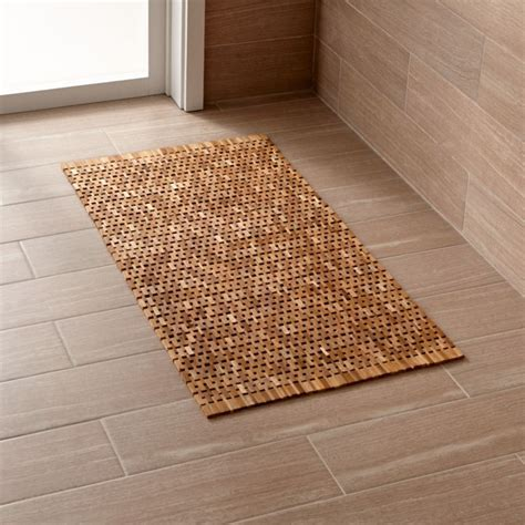 lattice wooden mat crate  barrel