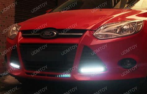 2014 ford focus light 2012 2014 ford focus high power led daytime running lights