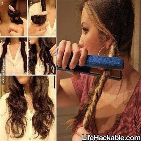 diy hairstyles for thick curly hair diy wavy hair pictures photos and images for facebook
