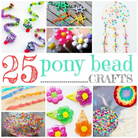 crafts to do with pony 25 brilliant pony bead crafts for