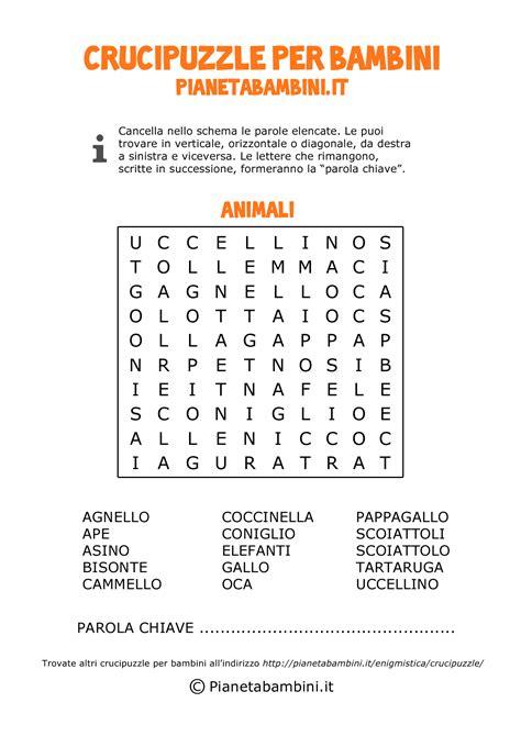 giochi di cucina gratis in italiano con animali in inglese per bambini