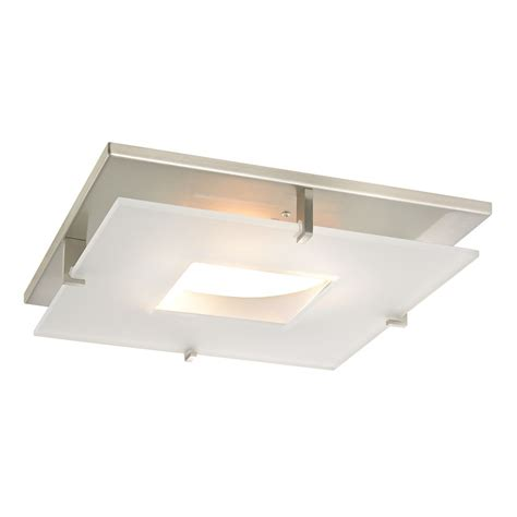 Contemporary Square Decorative Recessed Lighting Ceiling Inset Ceiling Lights
