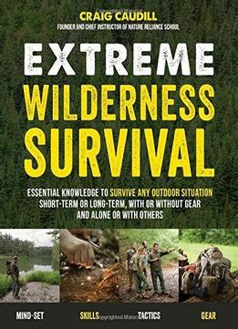 hiking survival on mount books wilderness survival