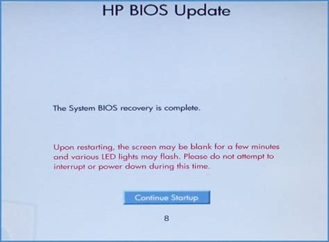 reset bios hp it solution hp notebook pcs restoring the bios