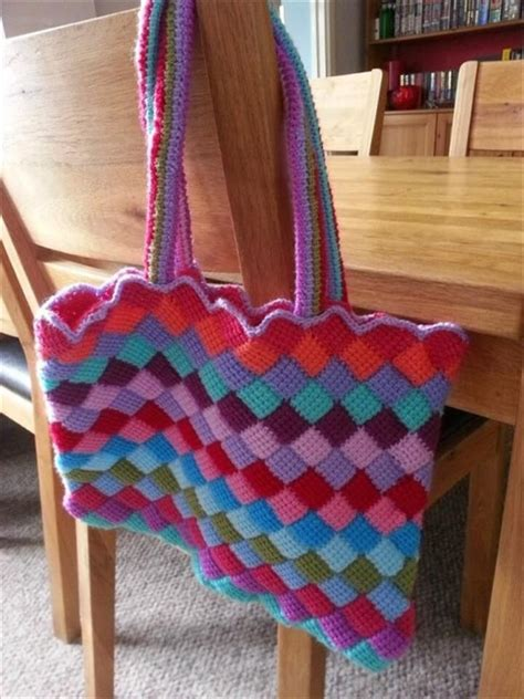 pattern tote bag crochet 30 easy crochet tote bag patterns diy to make