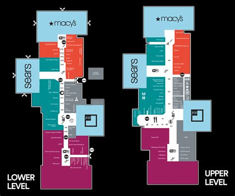 layout of valley view mall mall map of oxford valley mall 174 a simon mall langhorne pa