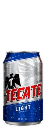 Tecate Light by Beers Tecate Light Bill S Distributing
