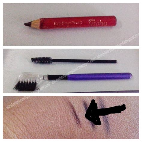 Harga Inez Pensil Alis in beautyland eyebrow iseng with fanbo eyebrow pencil