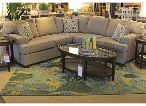 belfort furniture sectional sofas belfort essentials rosslyn casual sectional sofa belfort