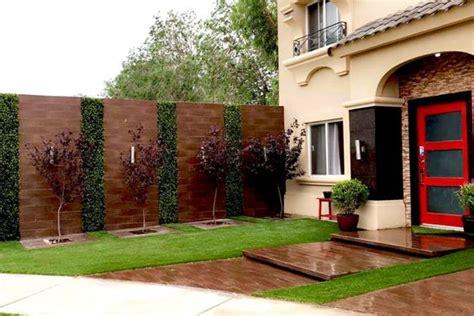 imagenes fachadas verdes disenos revestimiento paredes interiores exteriores 14