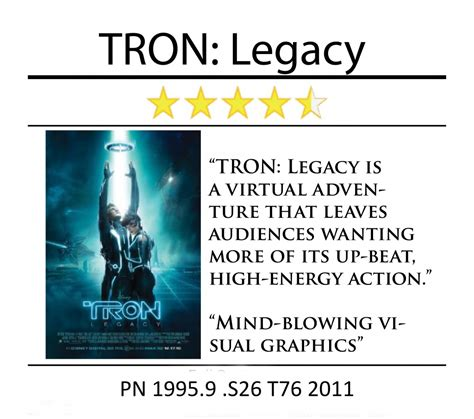 movie review quarantine fernby films movie review tron legacy media center hbll