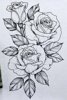 resultado de imagen para three black and grey roses