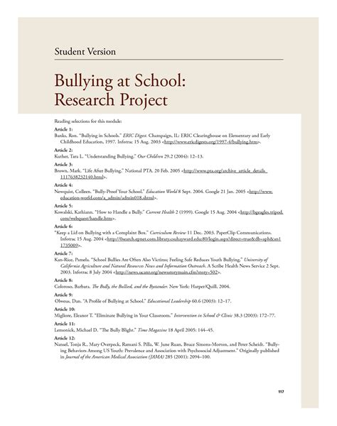 thesis regarding bullying bullying essay topics yun56 co